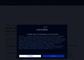 Codiceiban.it thumbnail