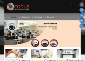 Codusecure.com thumbnail