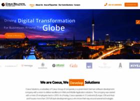 Coeus-solutions.de thumbnail