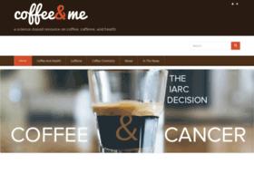 Coffeeandme.org thumbnail