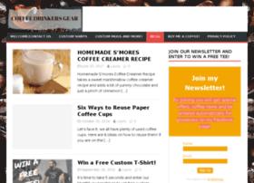 Coffeedrinkersgear.net thumbnail