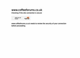 Coffeeforums.co.uk thumbnail