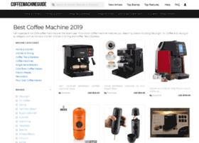 Coffeemachineguide.biz thumbnail