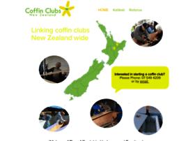 Coffinclubs.co.nz thumbnail