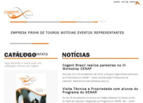 Cogentbrasil.com.br thumbnail