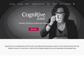 Cognitivelaw.co.uk thumbnail