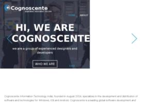 Cognoscenteitindia.com thumbnail