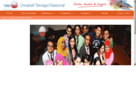 Cogs.uniten.edu.my thumbnail