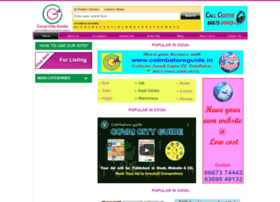 Coimbatoreguide.in thumbnail
