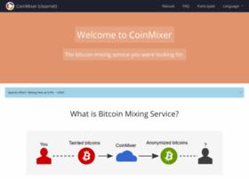 Coinmixer.online thumbnail