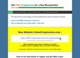 coinpot-faucets com at WI  Coinpot-Faucets com - A Complete List
