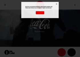 Coke.co.nz thumbnail