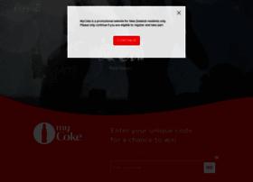 Coke.co.nz thumbnail