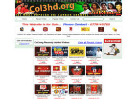 Col3hd.org thumbnail