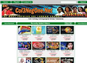 Col3negone.org thumbnail