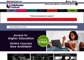 Colchester.ac.uk thumbnail