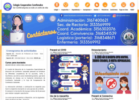 Colcomfenalco.edu.co thumbnail