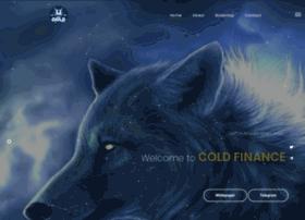 Coldfinance.io thumbnail