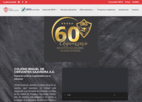 Colegio-cervantes.edu.mx thumbnail