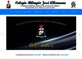 Colegioallamano.edu.co thumbnail