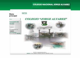Colegioalvarez.edu.ec thumbnail