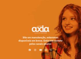 Colegioaxia.com.br thumbnail