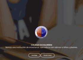 Colegioechaurren.cl thumbnail