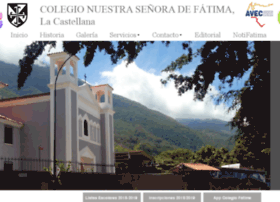 Colegiofatimalacastellana.com.ve thumbnail