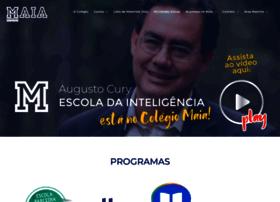Colegiomaia.com.br thumbnail