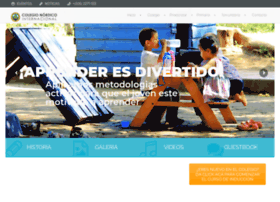 Colegionordico.org thumbnail