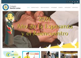 Colegiosantaluisa.edu.co thumbnail