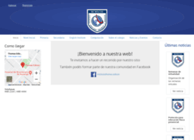 Colegiothomasedison.com.ar thumbnail
