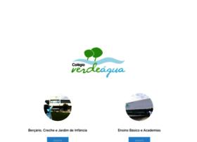 Colegioverdeagua.pt thumbnail