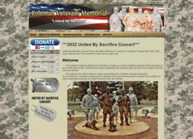 Colemanveteransmemorial.org thumbnail