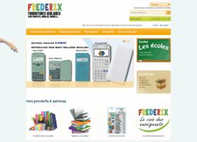 Colis-scolaires-frederix.be thumbnail