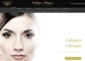 Collagenclinique.com.au thumbnail