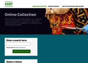 Collection.nam.ac.uk thumbnail