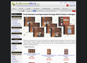 Collectorsdeck.com thumbnail