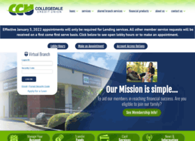 Collegedale.org thumbnail
