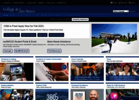Collegeofsanmateo.edu thumbnail