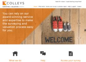 Colleys.co.uk thumbnail