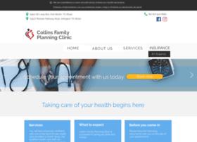 Collinsfamilyplanningclinic.org thumbnail