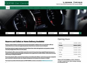 Colnecarcentre.co.uk thumbnail