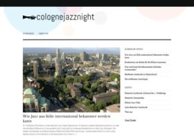 Colognejazznight.de thumbnail