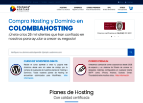 Colombiahosting.com.co thumbnail