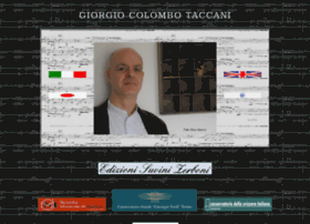 Colombotaccani.it thumbnail