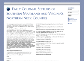 Colonial-settlers-md-va.us thumbnail