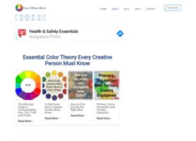 Color-wheel-artist.com thumbnail