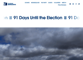 Coloradodems.org thumbnail