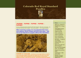 Coloradoredroyalstandardpoodles.com thumbnail